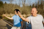 Tai Chi can help improve balance