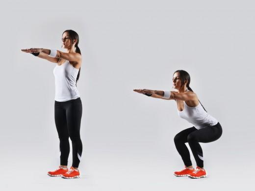 Standard squat