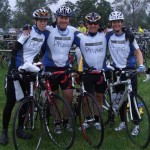 Ride to conquer cancer – thanks!